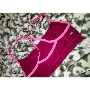 Nike Intimates & Sleepwear - Nike Padded Cotton Sports Bra