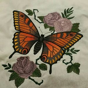 Other - Custom machine embroidery