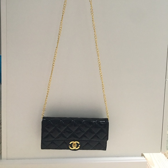 1f71835a2dab Bags | Knock Off Coco Chanel Clutch Evening Bag W Chain | Poshmark