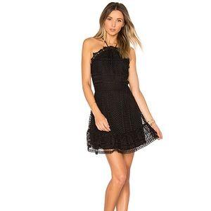 Karina Grimaldi Dresses & Skirts - Benjamin Lace Mini Dress