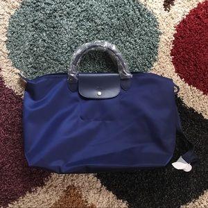 Longchamp Handbags - BRAND NEW Longchamp Le Pilage Neo Medium Handbag