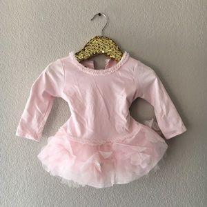 Isobella & Chloe Other - Isobella & Chloe 12M Light Pink Tutu Dress