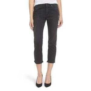 Acne Denim - ACNE STUDIOS Row Relaxed Crop Jeans