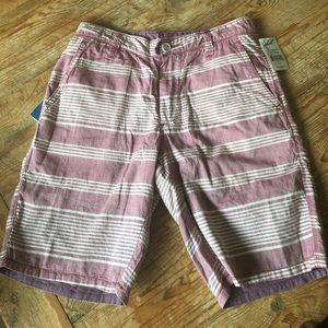 Howe Other - NWT ... men's reversible lightweight shorts
