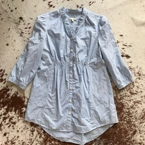 Anthropologie Tops - Anthropologie Odille striped button down 4