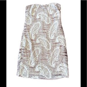 Audrey 3+1 Dresses & Skirts - Strapless Summer Dress