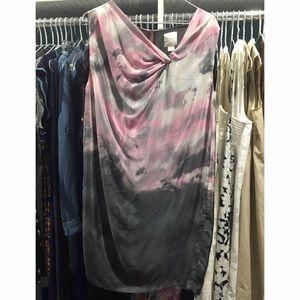 Line & Dot Dresses & Skirts - Line & Dot 100% silk dress