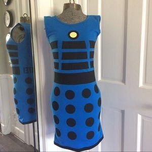 Her Universe Dresses & Skirts - Dr. Who (Her Universe) Dalek Dress