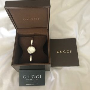 Gucci Accessories - Authentic Gucci women's watch