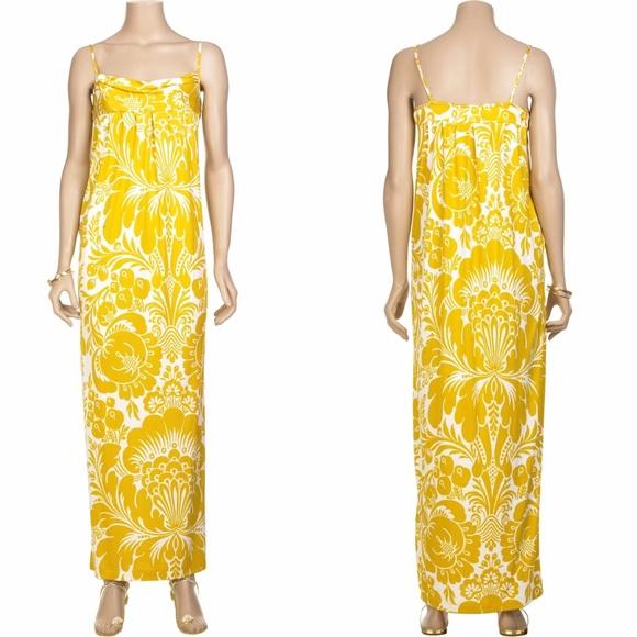 Diane Von Furstenberg Dresses & Skirts - Diane Von Furstenberg DVF Pauline Maxi