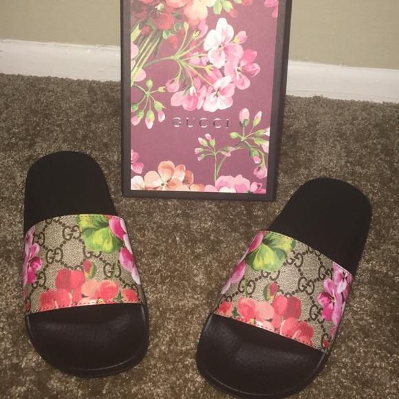 61d17709ed2c Gucci Shoes - Gucci sliders