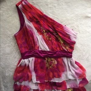 BCBG Dresses & Skirts - Sale ❣️⬇️ BCBG Max and Cleo one shoulder dress