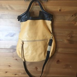 Foley + Corinna Handbags - Foly & Corinna Mustard Purse