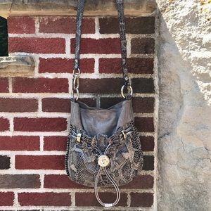 b. makowsky Handbags - B. Makowsky Convertible Crossbody + Shoulder Bag.