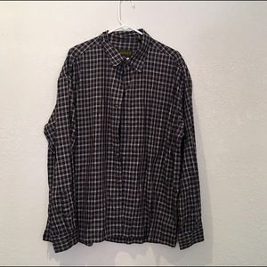 Timberland Other - TImberland Plaid Long Sleeve Shirt