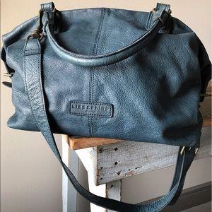 Liebeskind Handbags - Liebeskind Saskia B Vintage Leather Satchel