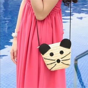 Other - Darling girls Crossbody mouse purse NEW with bag
