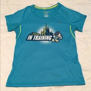Tops - Run Disney In Training Shirt