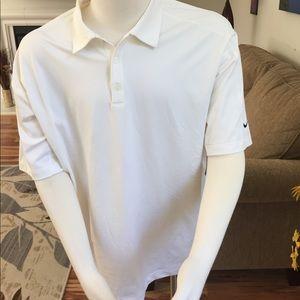 Nike Other - Nike Dri Fit shirt white