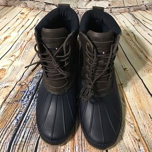 Tommy Hilfiger Other - Tommy Hilfiger Waterproof Duck Boots
