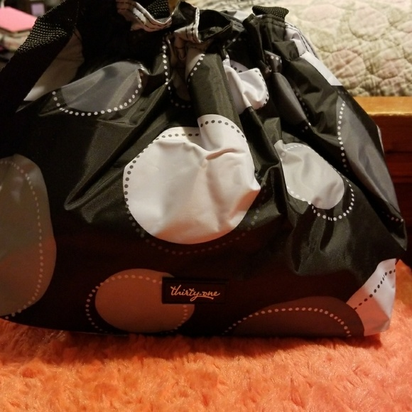 Thirty One Bags Nwot Thirtyone Insulated Cinch Top Lunch