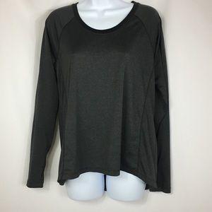 Avia Tops - Avia Running Shirt Size L