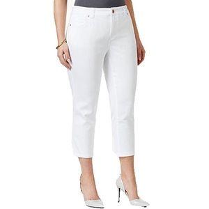 INC International Concepts Denim - inc international concept plus size cropped jeans