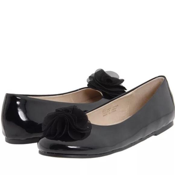 6e7ef008b Pazitos Silk Flower Ballet Flats 11 12.5 12 13.5
