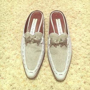 Donald J. Pliner Shoes - Donald Pliner Mules