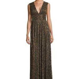 Aidan Mattox Dresses & Skirts - Aidan Mattox Bronze Mettalic Long Gown Nordstrom