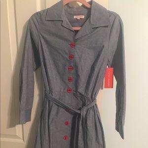 Kayce Hughes Dresses & Skirts - Kayce Hughes Shirt Dress