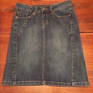 Makers of True Originals Denim - Makers of True Originals Jean Skirt