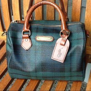 Polo By Ralph Lauren Handbags - Vintage Polo Ralph Lauren handbag