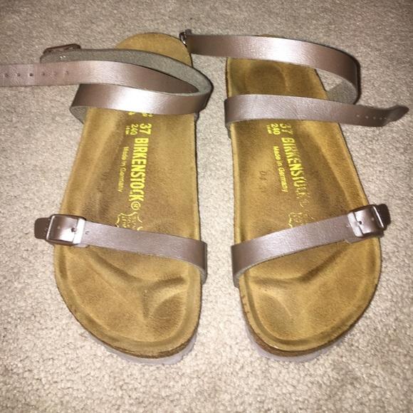 41e7e010f692 Birkenstock Shoes - Ankle wrap Birkenstocks