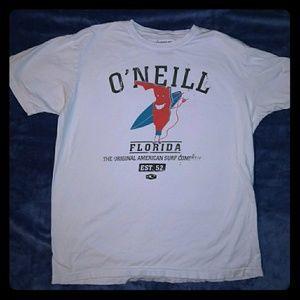 O'Neill mens short sleeve t-shirt