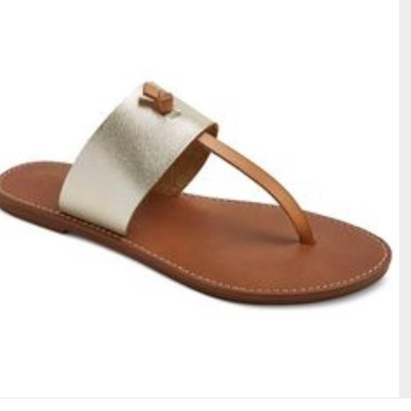 af010ba96c887c Ainsley Knot Thong Sandals