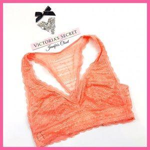 •Victoria's Secret• Racerback Lace bralette