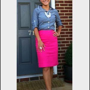 Boden Dresses & Skirts - Boden Corduroy skirt - pink