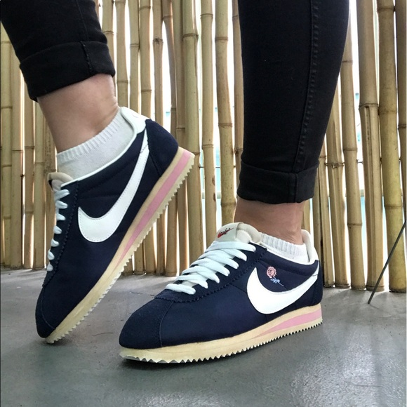 Limited edition Nike Cortez iDs by Olivia kim