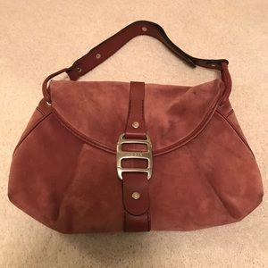 Hogan Handbags - Suede HOGAN Handbag
