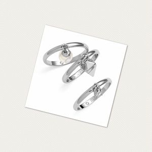 Rebecca Minkoff Jewelry - Rebecca Minkoff Set of 3 Stacking Rings