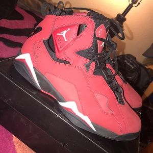 Air Jordan Other - Red Air Jordan's