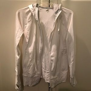 ALO Yoga Jackets & Blazers - ALO yoga white jacket
