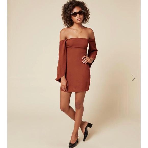 b5beb6ab494 Reformation Casanova Dress