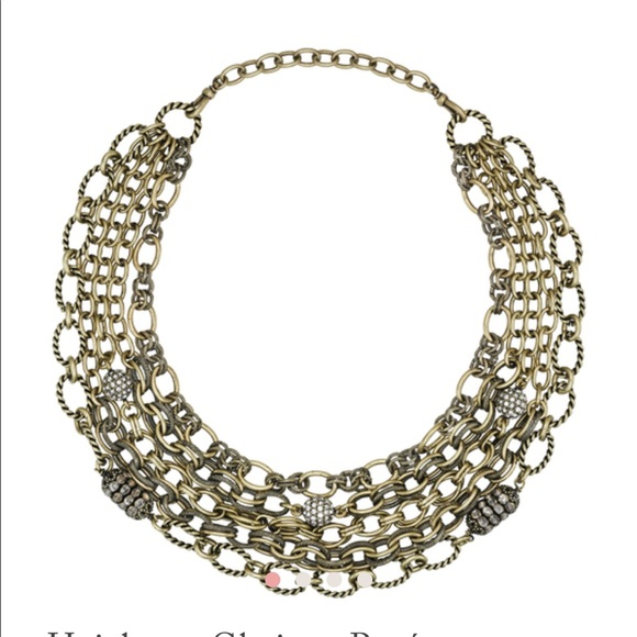 Chloe + Isabel Jewelry | Chloe Isabel Heirloom Chain Pave ...
