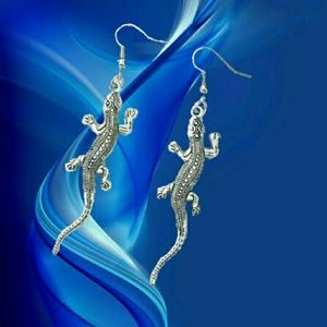Jewelry - Look Lovely in Lizards!   .  Look Lovely in Lizard