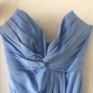 999c4f6a5fb Zimmermann Dresses - Zimmermann Silk Petal Twist Dress in Glacier