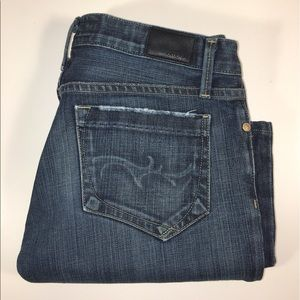Goldsign Denim - GOLDSIGN Passion Bootcut Jeans Sz. 27