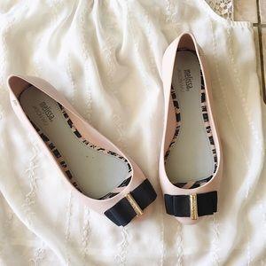 Melissa Shoes - Melissa & Jason Wu Space Love bow flats