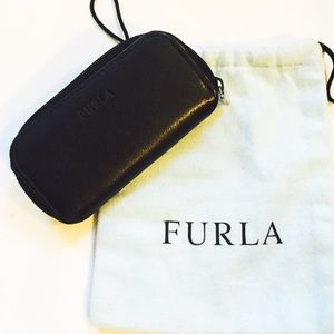 Furla Leather Key Holder